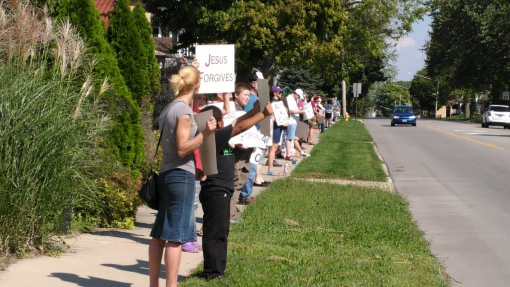 March For Life   Pro-Life Movement   Darke County Right to Life   Life Chain